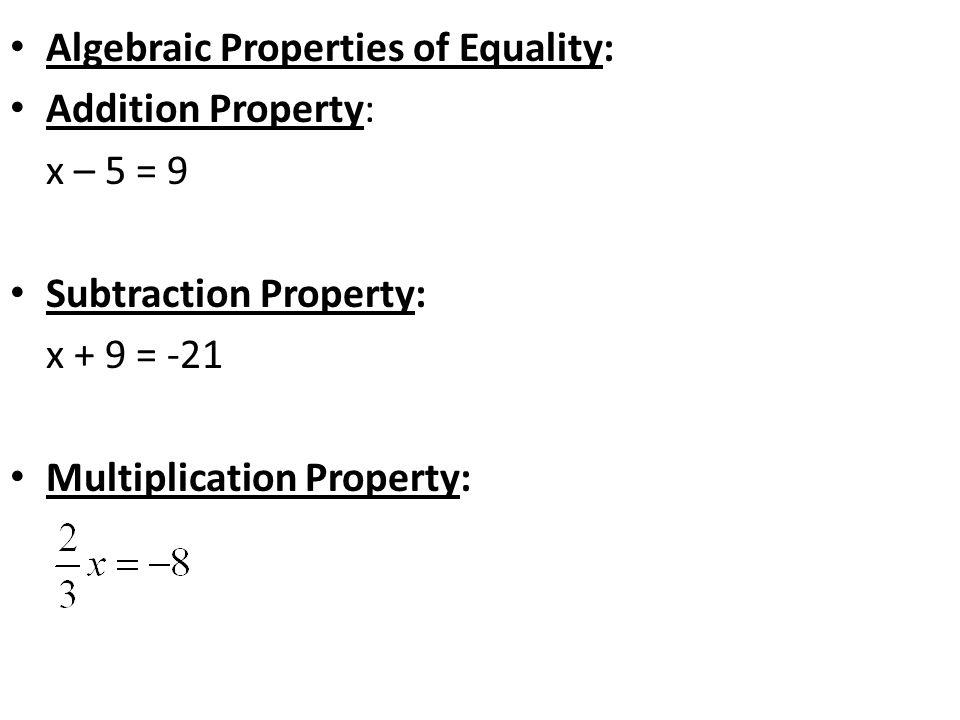 Notes Za Algebra