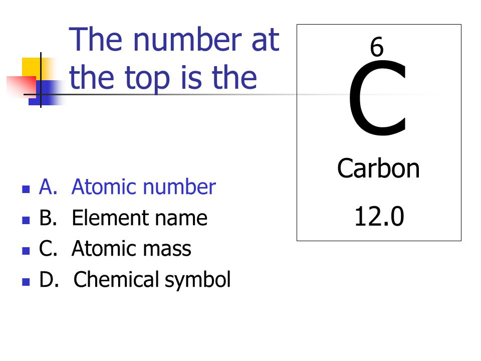 The Periodic Table Most Of The Elements In The Periodic Table Are A