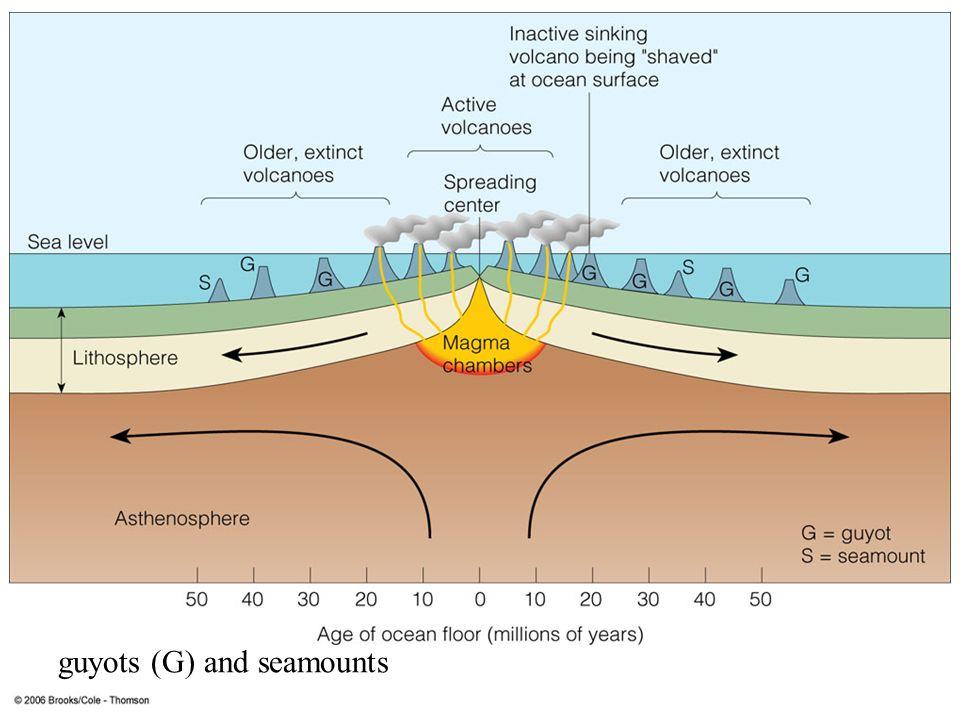 Ocean Floor Diagram Active Illustration Of Wiring Diagram