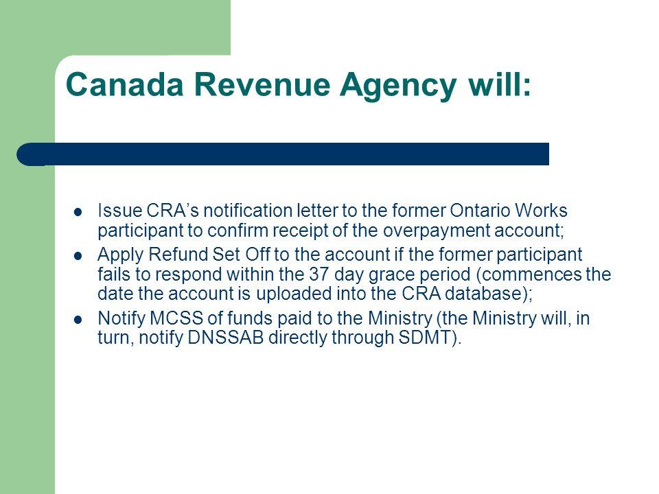 Public Presentation to the Board of Directors Ontario Works