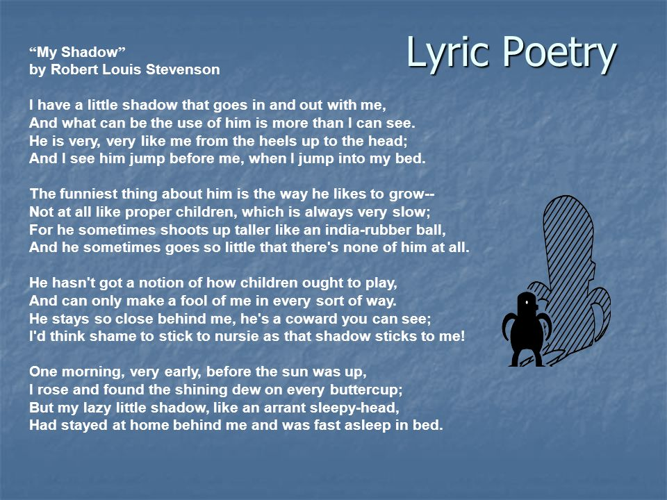 Types of Poetry: Lyric & Narrative Power Point #3. - ppt download