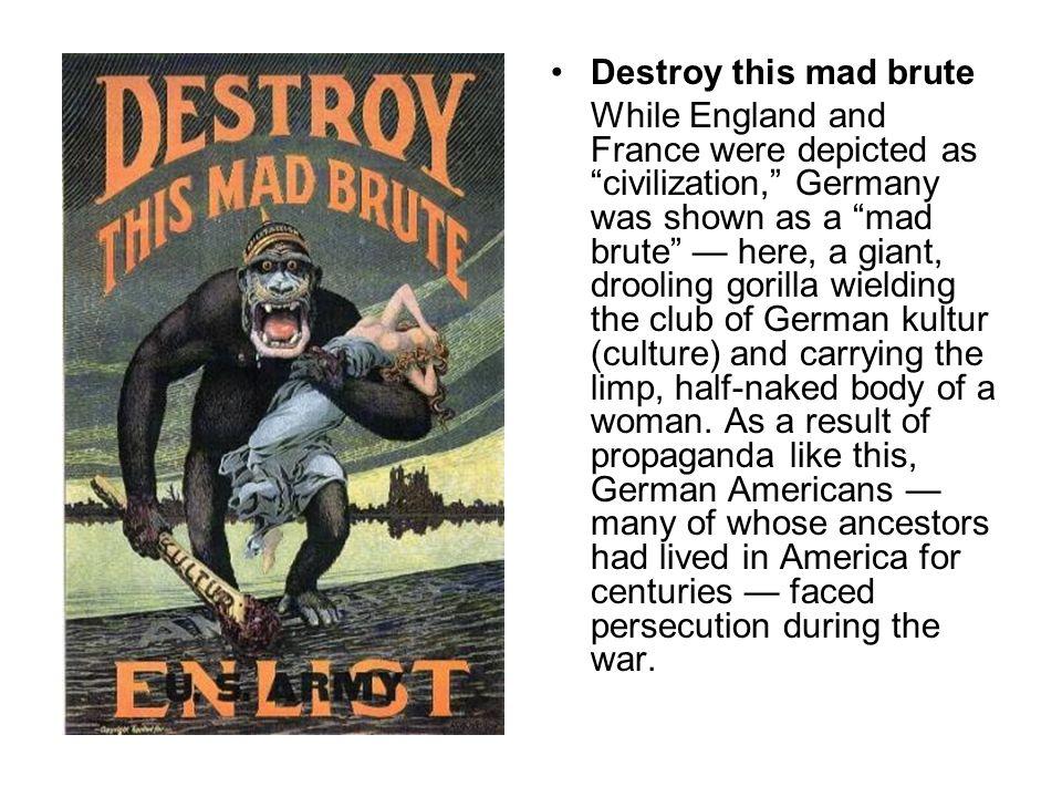 Propaganda in WWI Understanding Propaganda  Define Propaganda