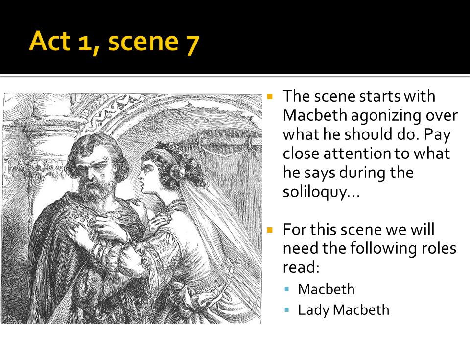 macbeth act one scene 7