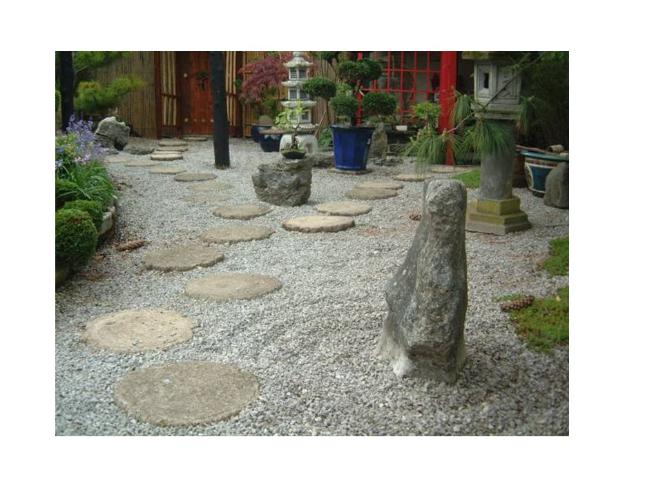 2 The Japanese Rock Gardens Or Dry Landscape Often Called Zen Are A Type Of Garden That Features Extensive Use Rocks Stones