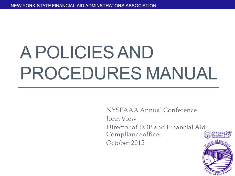 accounting procedures manual for football association of The national association of state boards of accountancy (nasba) presented alternatives for curriculum provisions, including ethics to a why pursue separate accounting accreditation nearly all of the benefits that exist for business accreditation apply to accreditation of the accounting program.