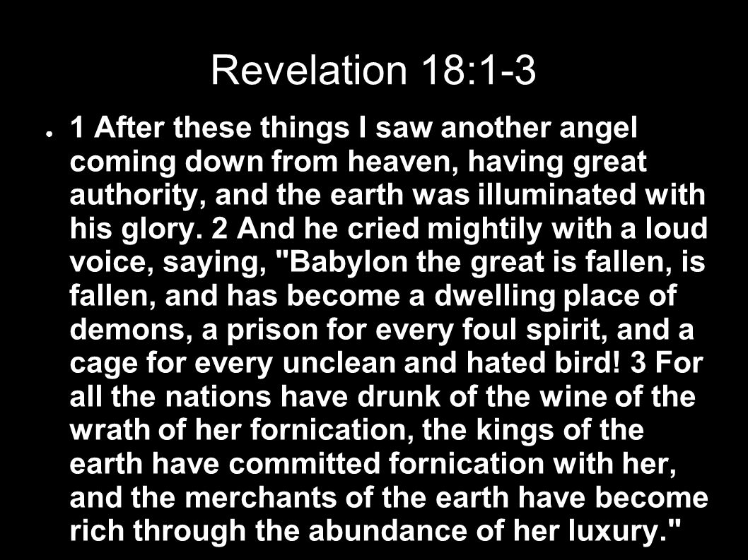 14 Revelation ...