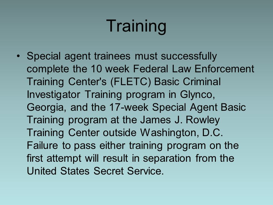 Secret Service Special Agent By Dareus Anderson Ppt Download