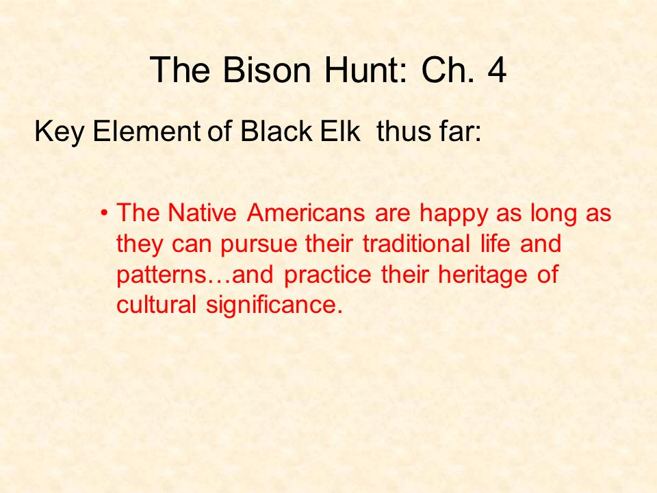 black elk speaks themes