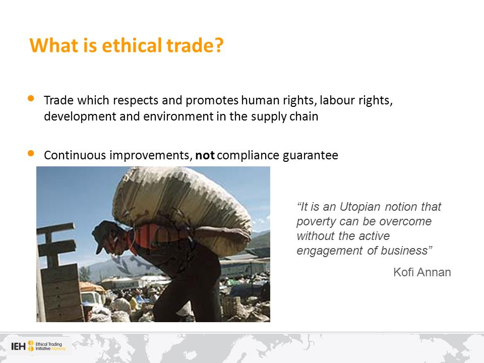 Trade Agreements As Means To Enhance Enforce Labour Regulations