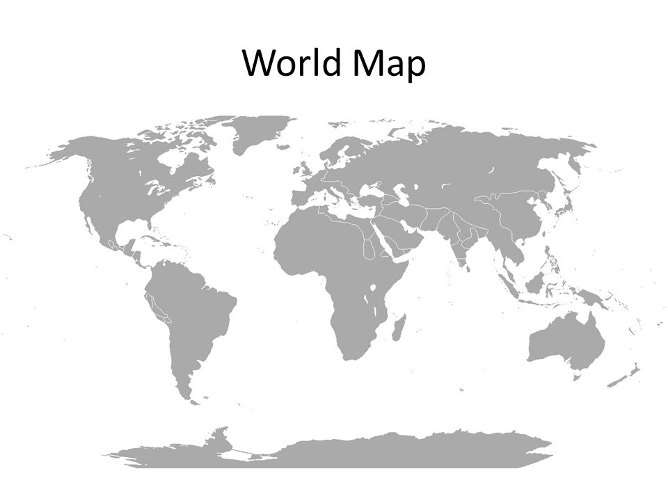 World Are You Well In Geography World Map Continent