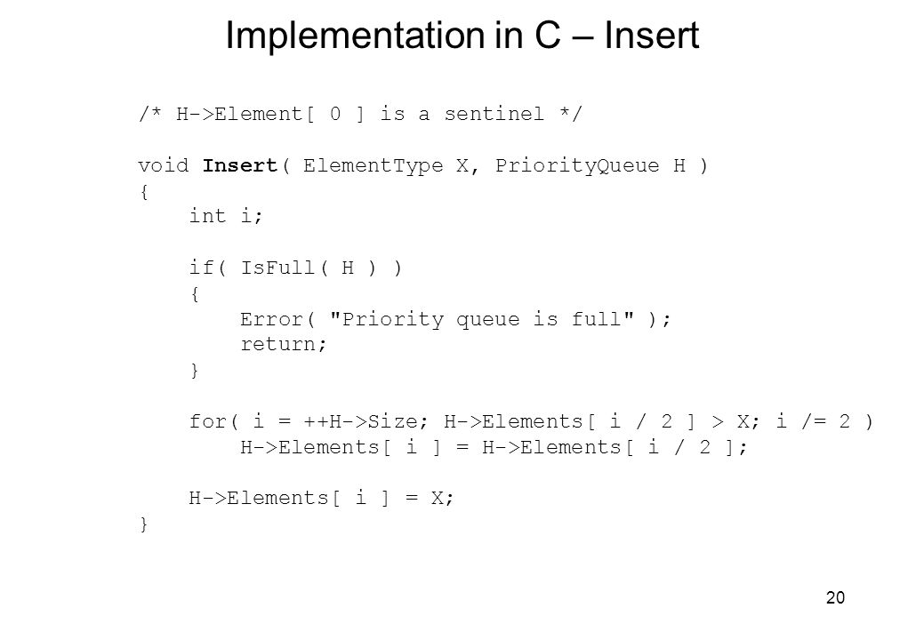 CE 221 Data Structures and Algorithms Chapter 6: Priority