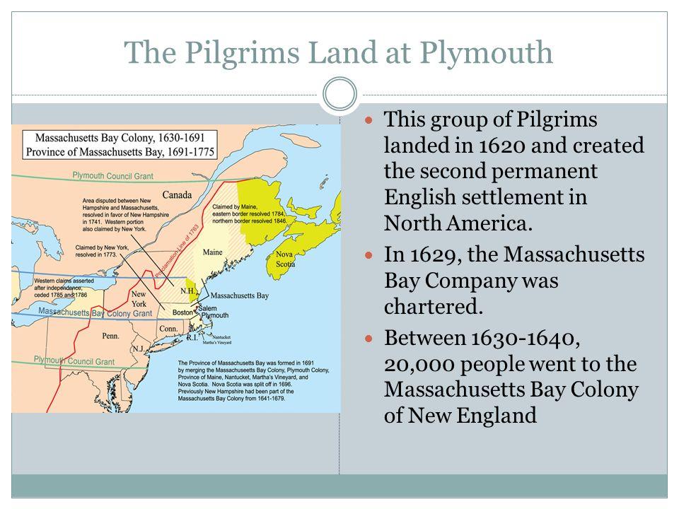 massachusetts bay motives for settlement