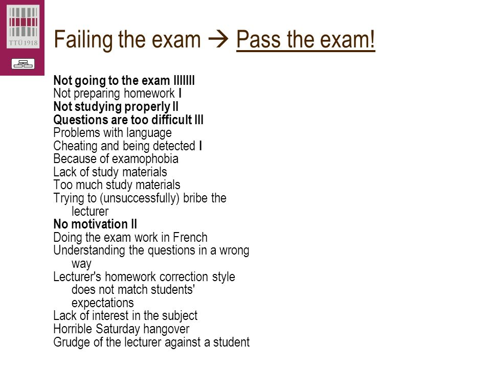 how to study properly for exams