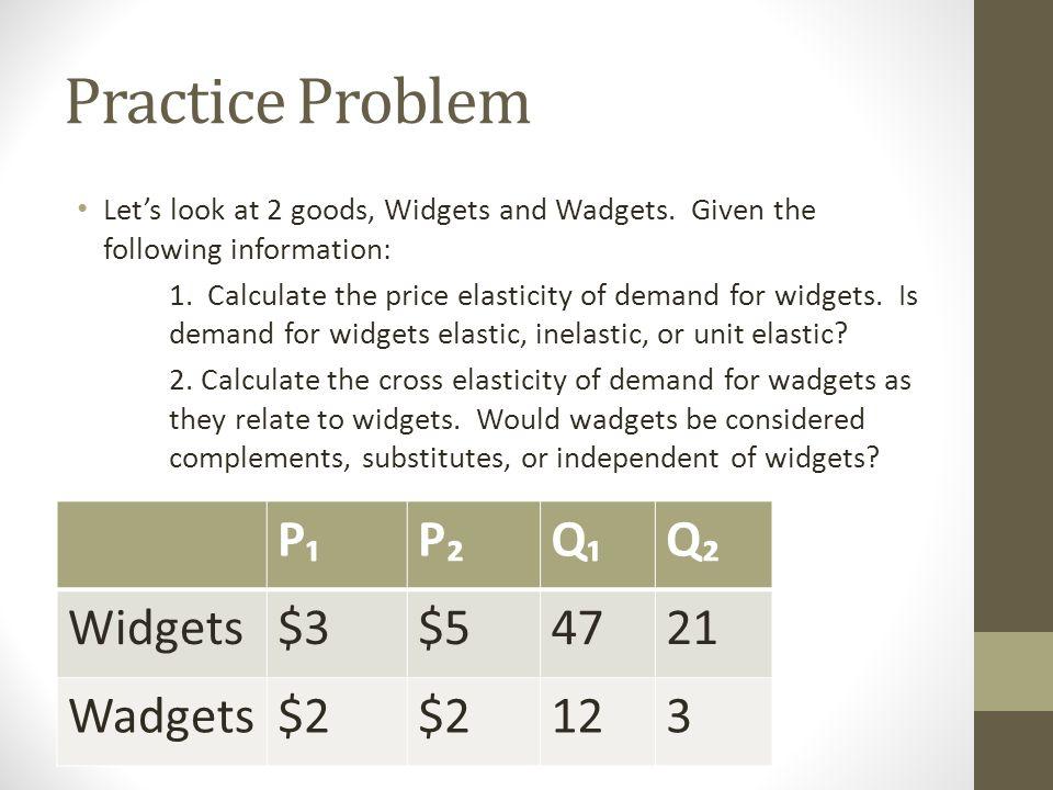 Price Elasticity Of Demand Measurement Of A Good S Responsiveness