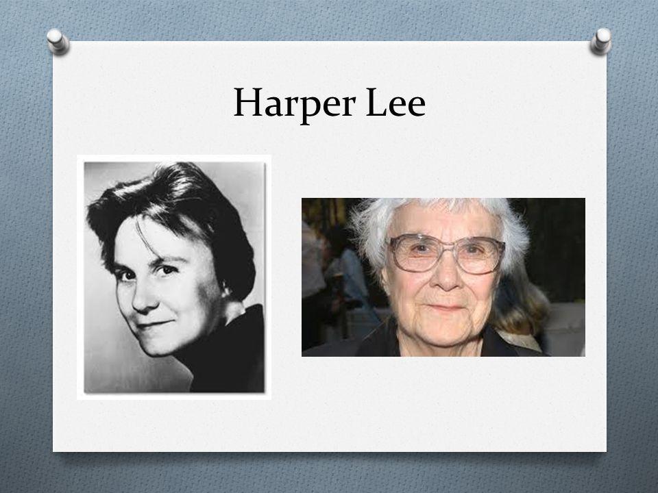 harper lee still alive