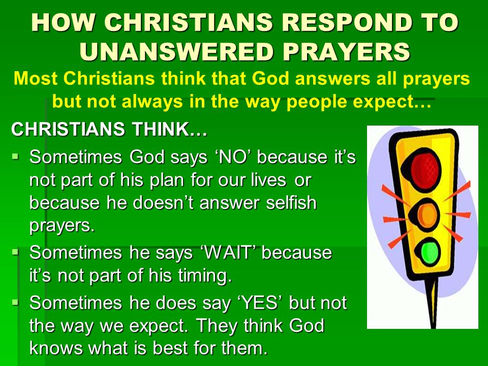 Believing in God (or not) THEISm – THEre IS a God (someone