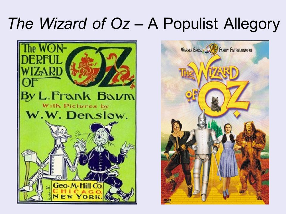 the wizard of oz a populist allegory wizard of oz tornado cyclone