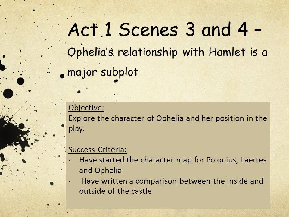 parallel plots in hamlet