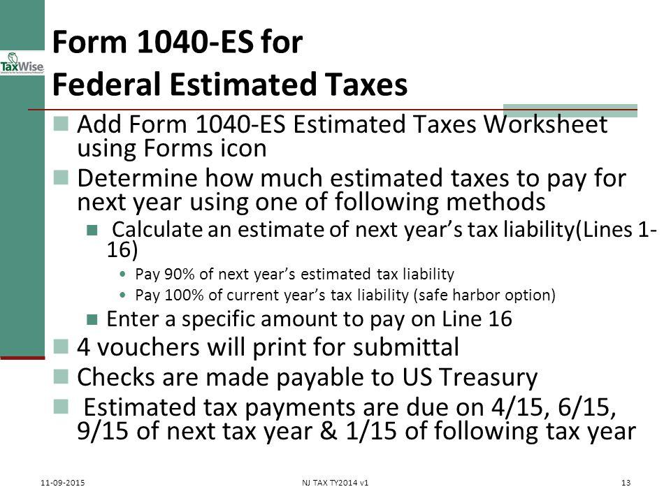 Refund Amount Owed Pub 4012 Tab K Federal 1040lines 7579 Nj. 13 Form 1040es. Worksheet. 1040 Es Worksheet At Clickcart.co