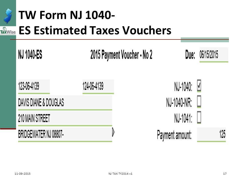 Refund Amount Owed Pub 4012 Tab K Federal 1040 Lines 75 79 Nj
