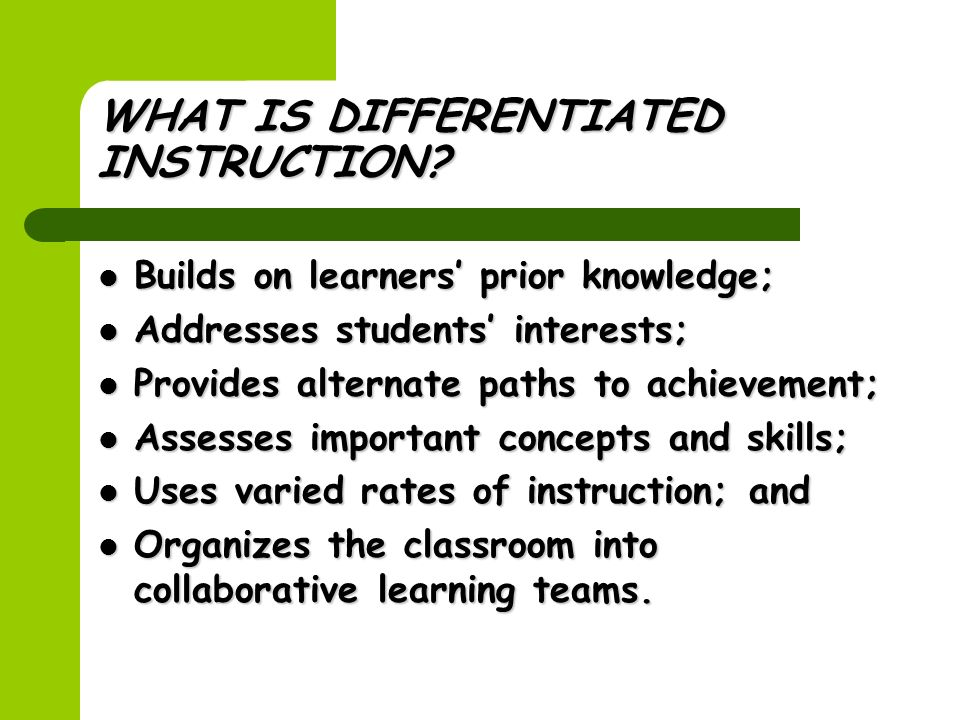 Differentiating Instruction For Diverse Heritage Learners Anna Uhl