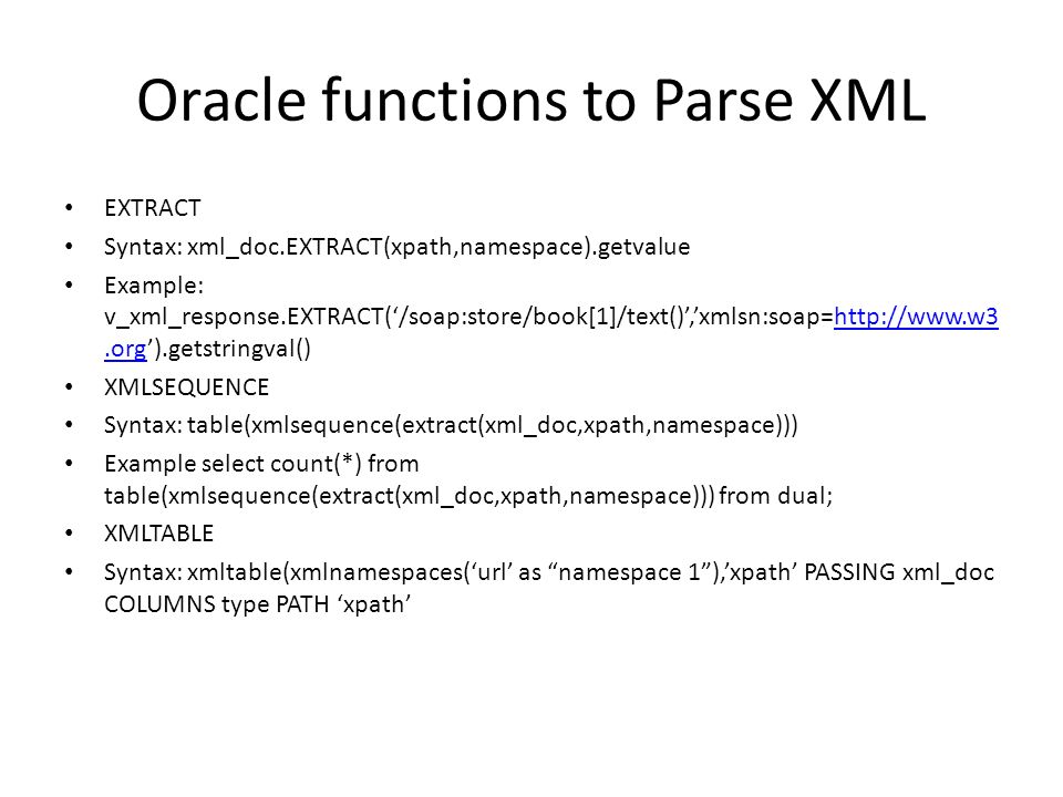 Calling Web Services from Oracle Presenter – Raymond Jones