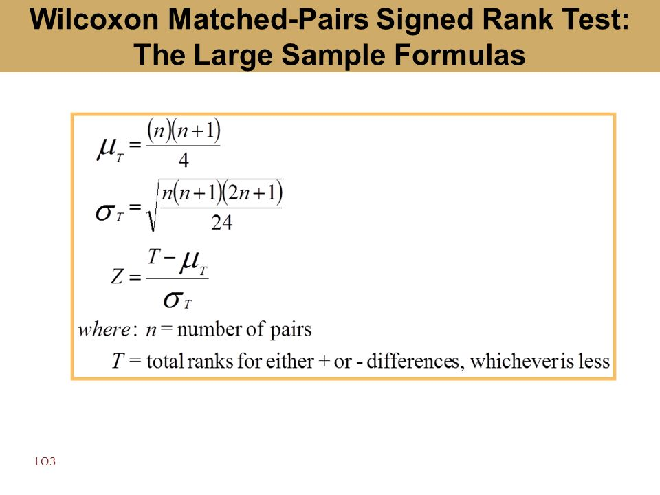 Spss wilcoxon signed-ranks test simple example.