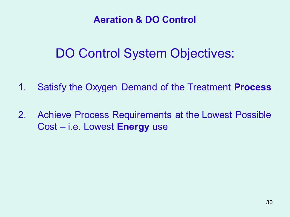 aeration control system design jenkins thomas e