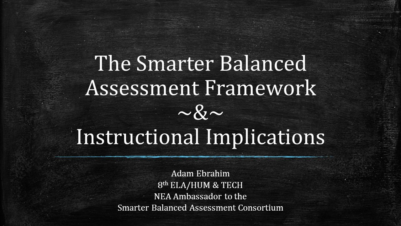 smarter balanced assessment consort - 1279×720
