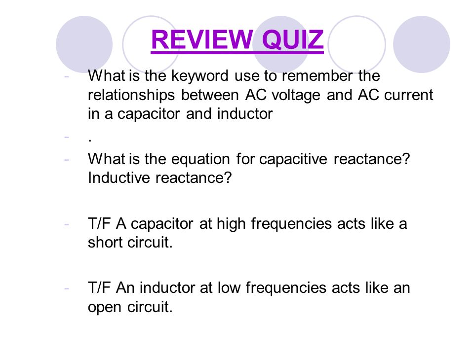 lecture 03 ac response reactance n impedance ppt download rh slideplayer com
