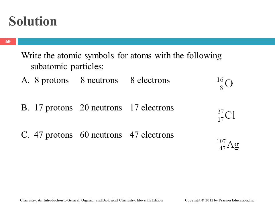 Chemistry An Introduction To General Organic And Biological