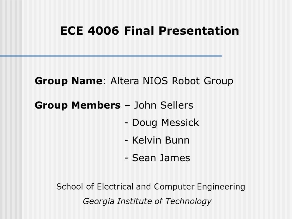 Group card presentation.