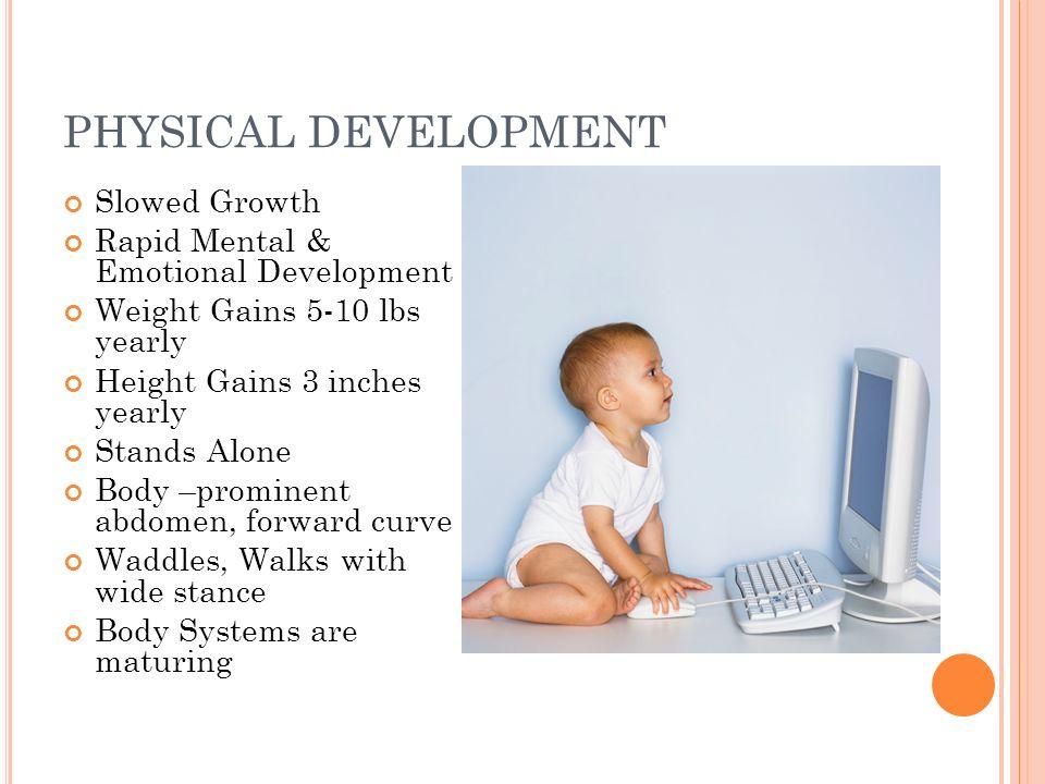 3 PHYSICAL DEVELOPMENT ...
