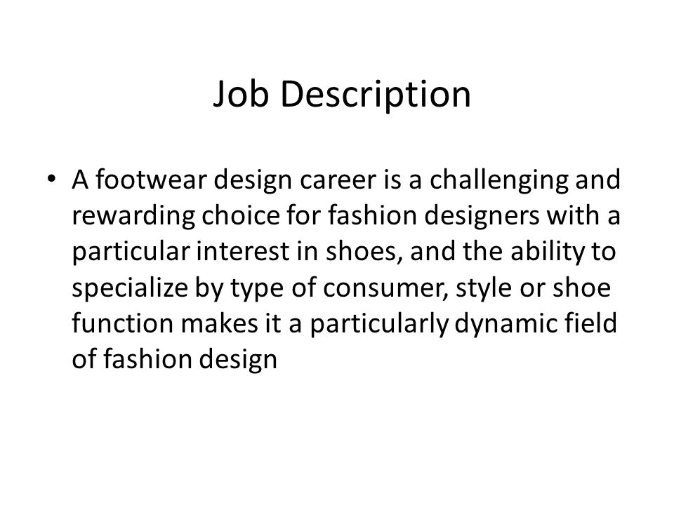 Fashion All The Time Description Of Fashion Design