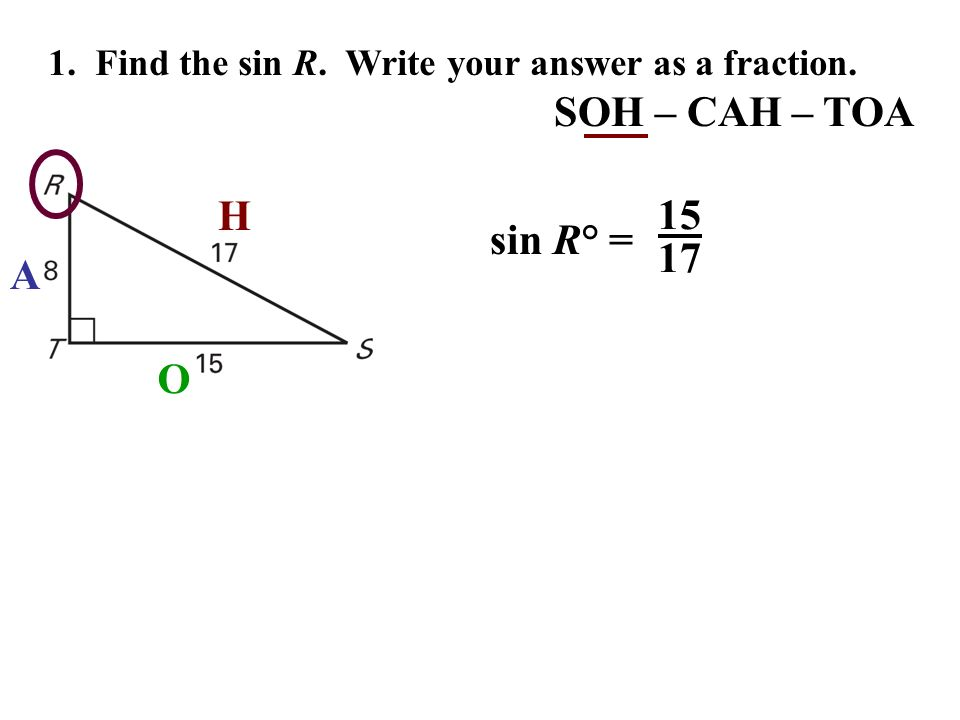 Geometry Answers For Practice Sohcahtoa Affordable How To Solve Two