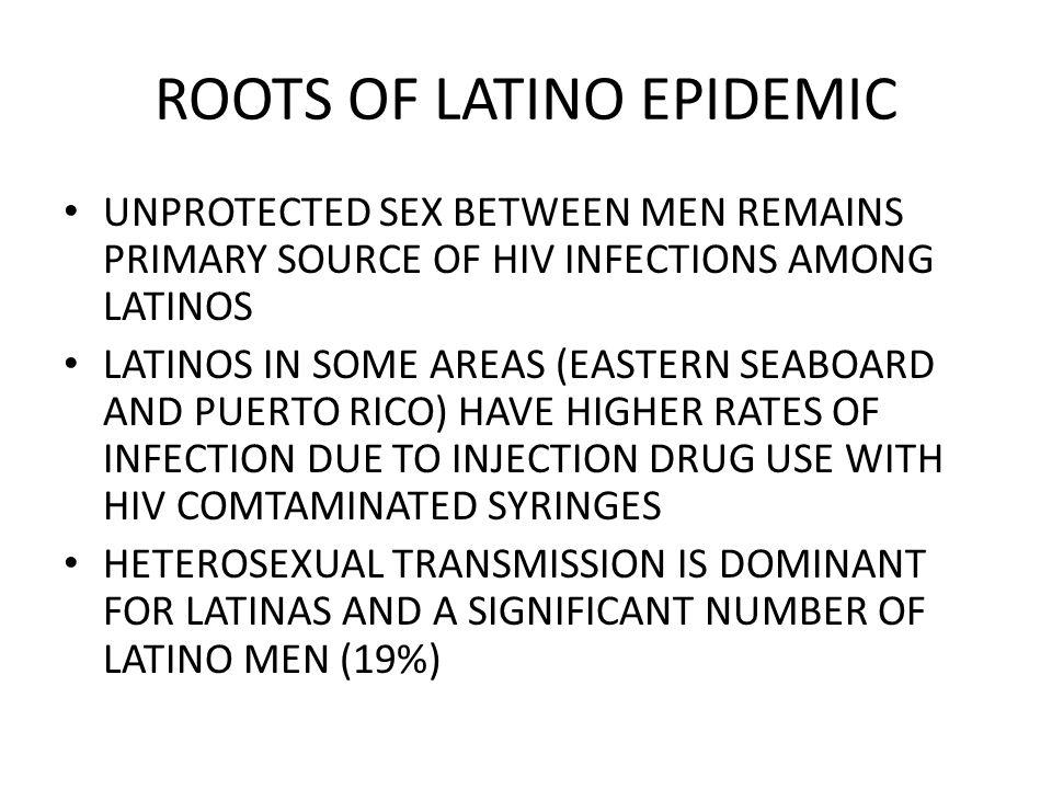 Latinos unprotected