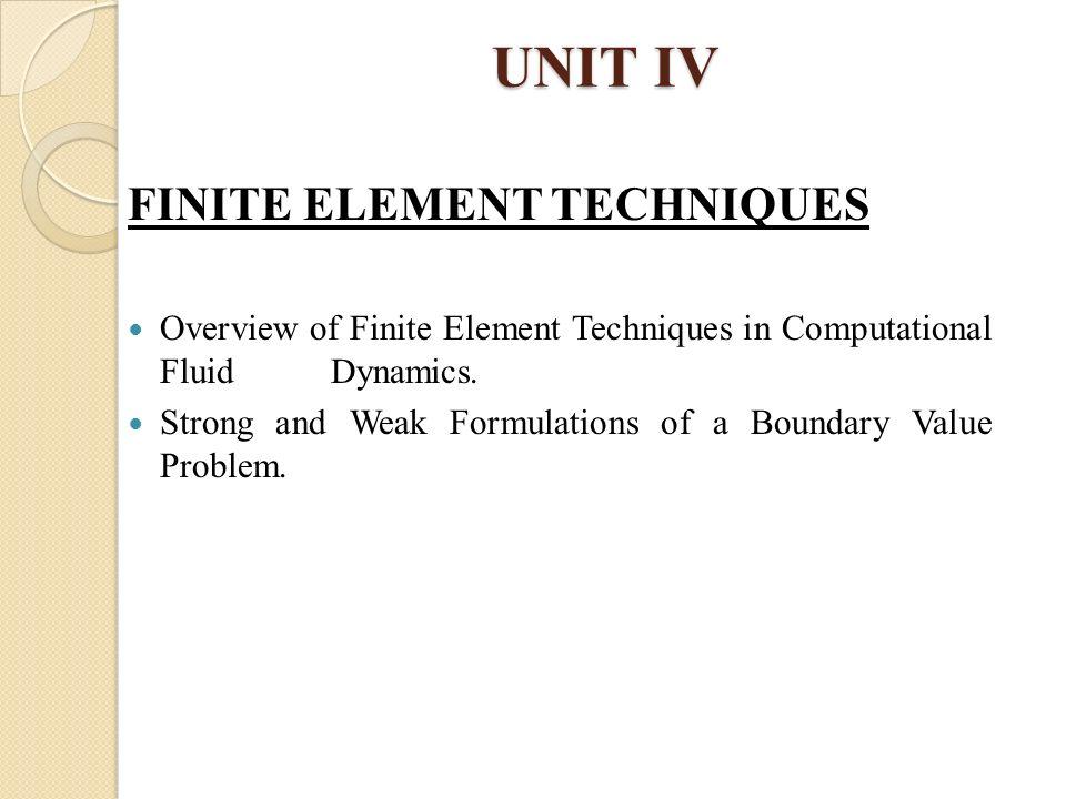 COMPUTATIONAL FLUID DYNAMICS (AE 2402) Presented by IRISH
