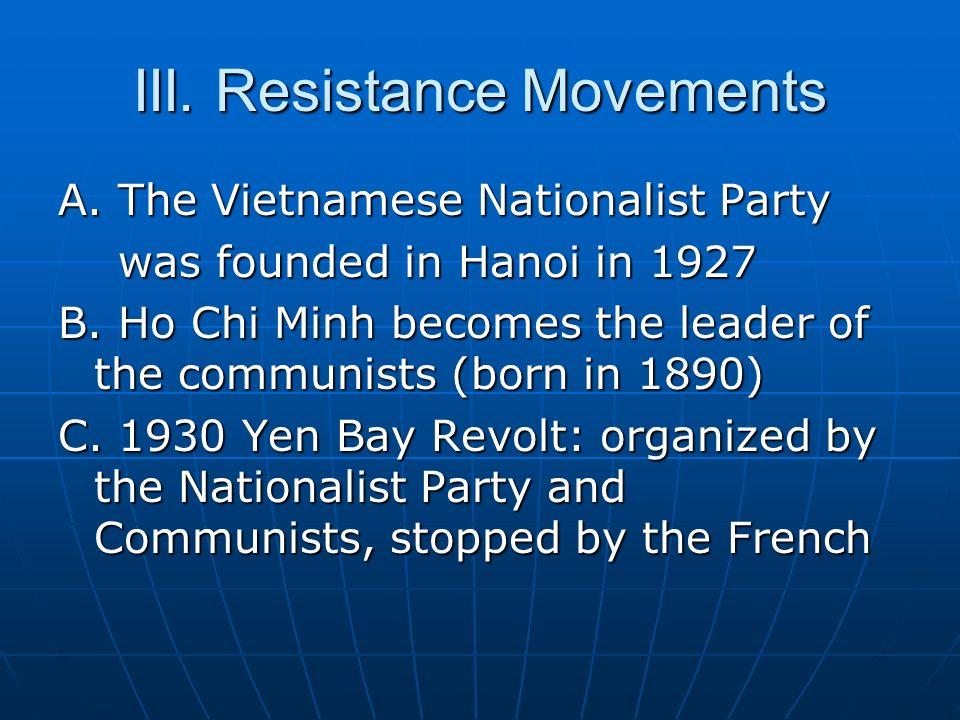 vietnamese nationalist party