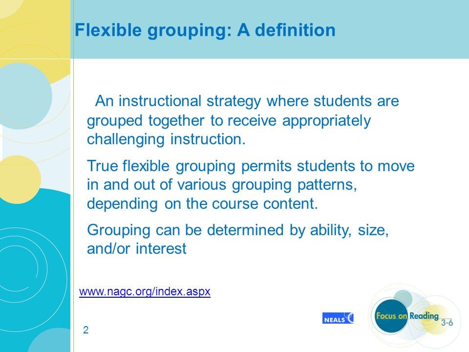 1 Grouping Students For Explicit Teaching Flexible Grouping A