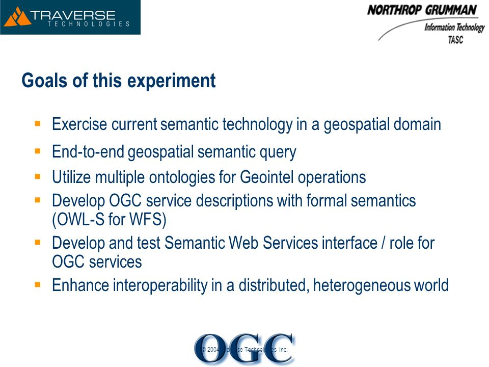 Smart Maps and Dumb Questions: A Geospatial Semantic Web ...
