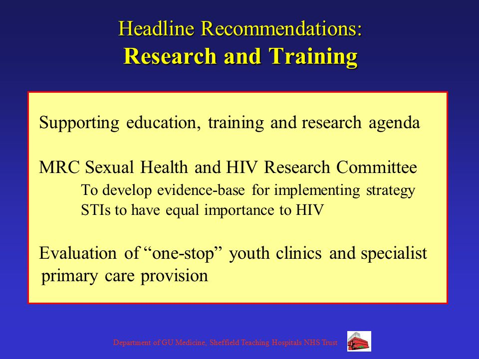 Sexual health strategy sheffield