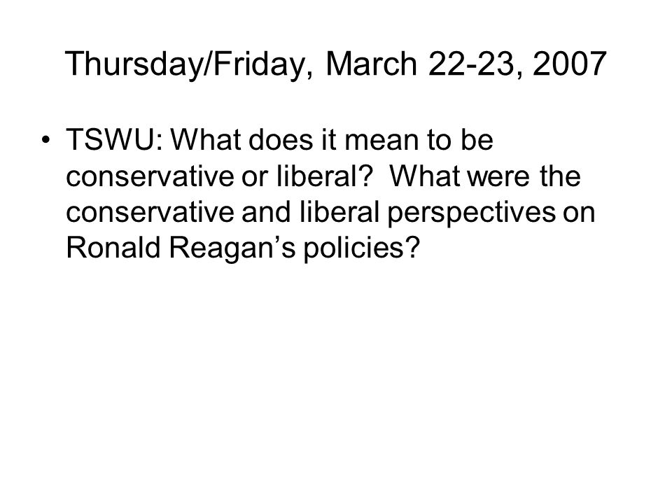 thursday friday march 22 23 2007 tswu what does it mean to be