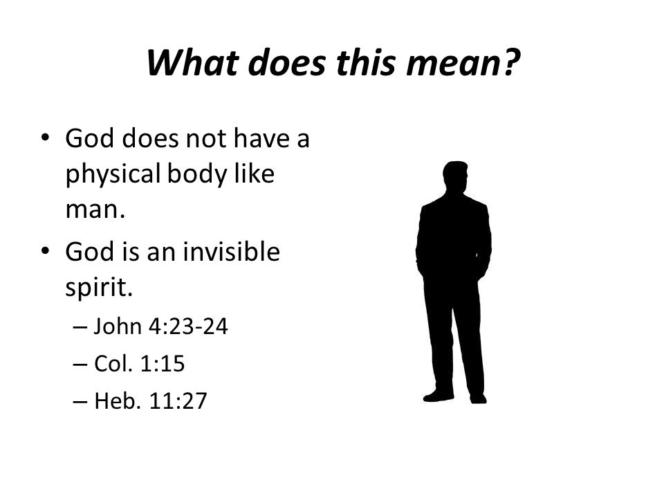 4b1e2423f Man was made differently than the rest of creation. We were the last ...