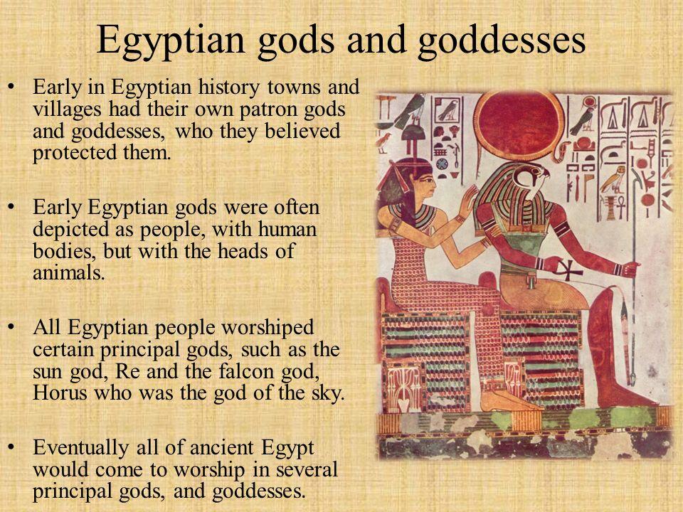 history of horus egyptian god