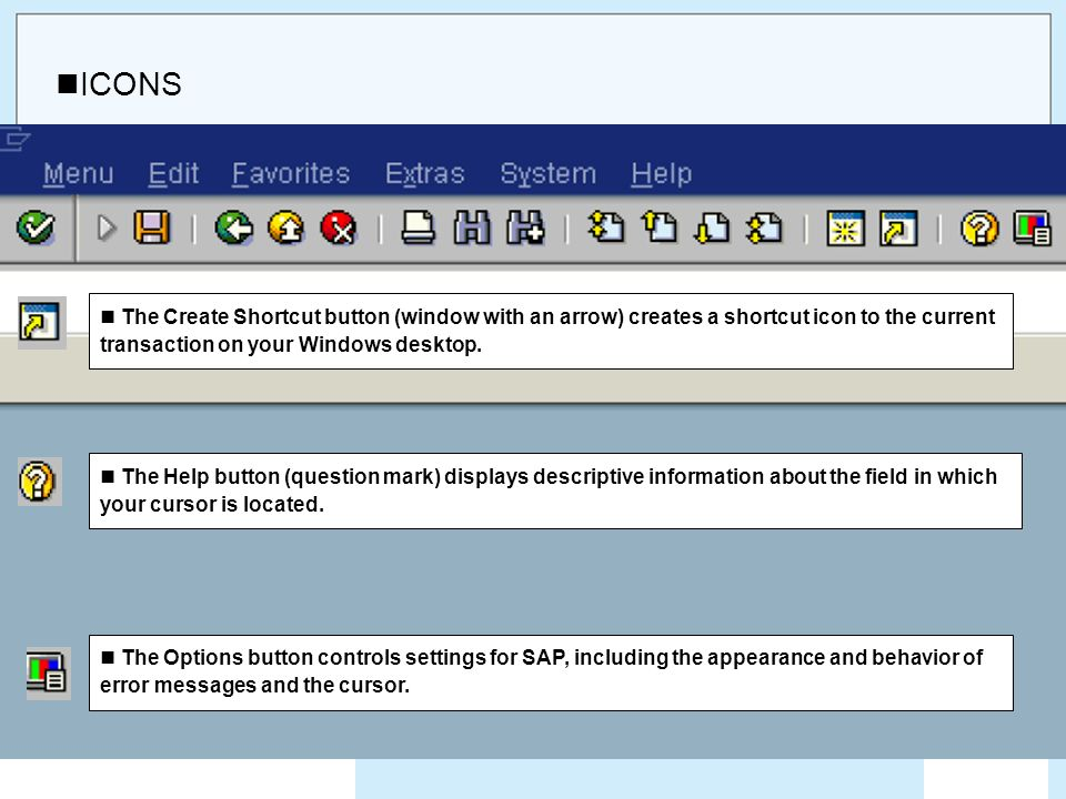 SAP – A ERP Package  2 About SAP Systems Applications