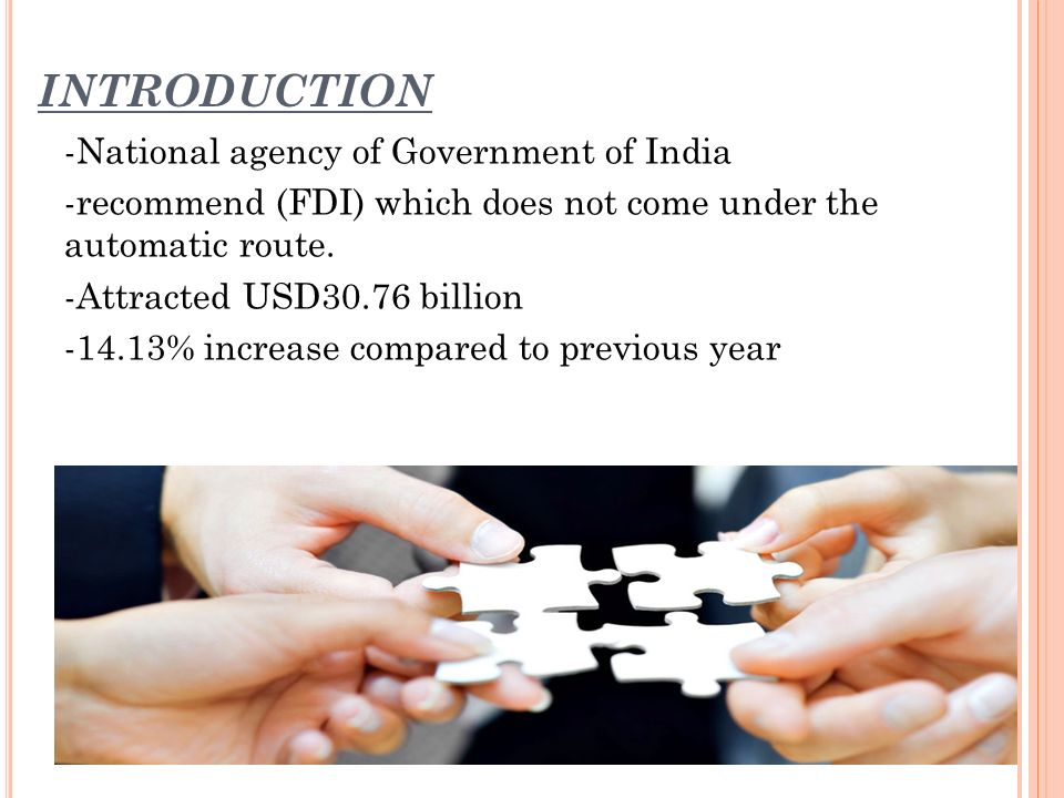 Foreign investment promotion board definition gein investments pvt ltd