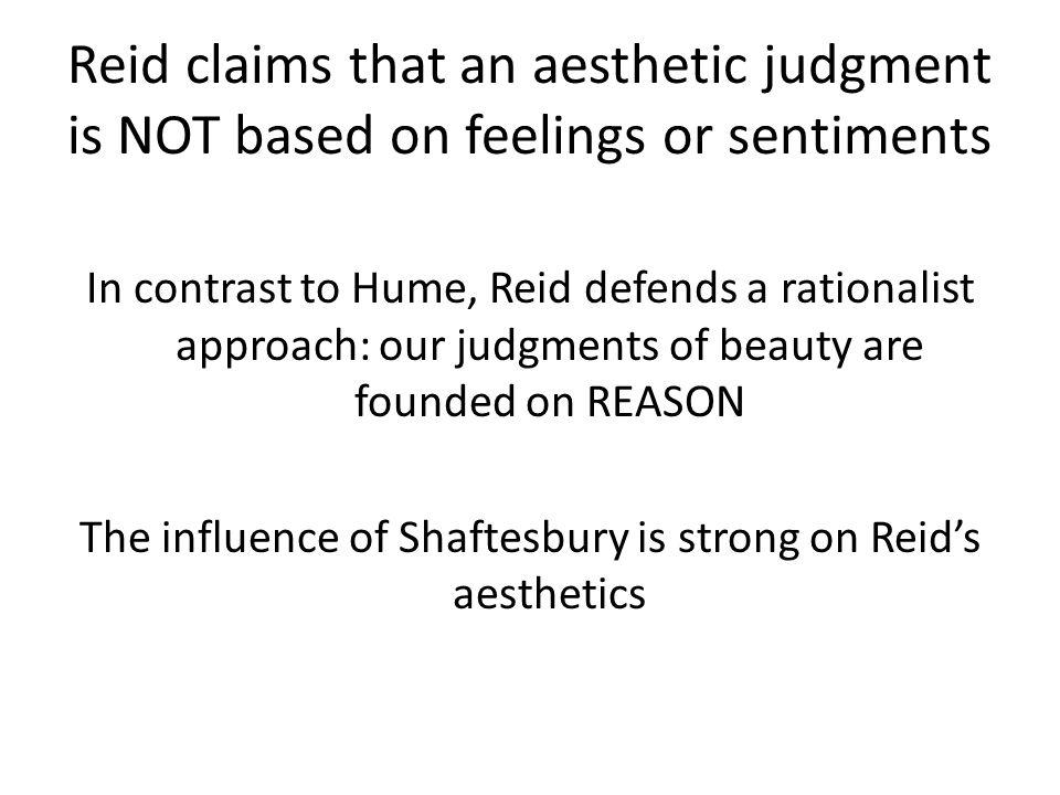 Thomas Reid Founder Of The Scottish School Of Common Sense Essays On   Reid