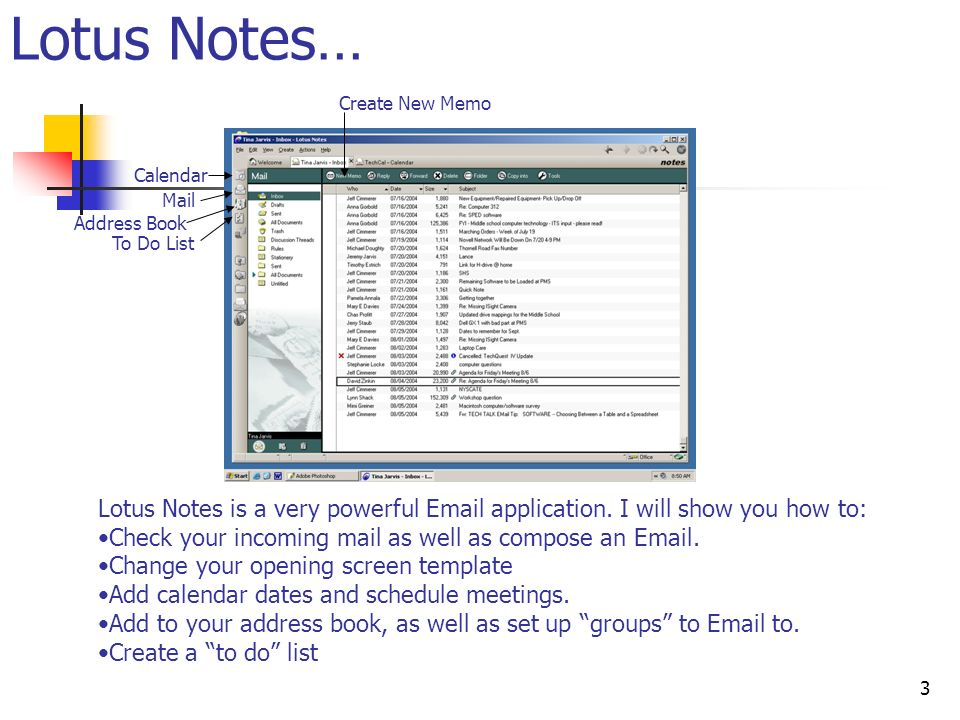 1 Welcome To The Pittsford Central School District Lotus Notes