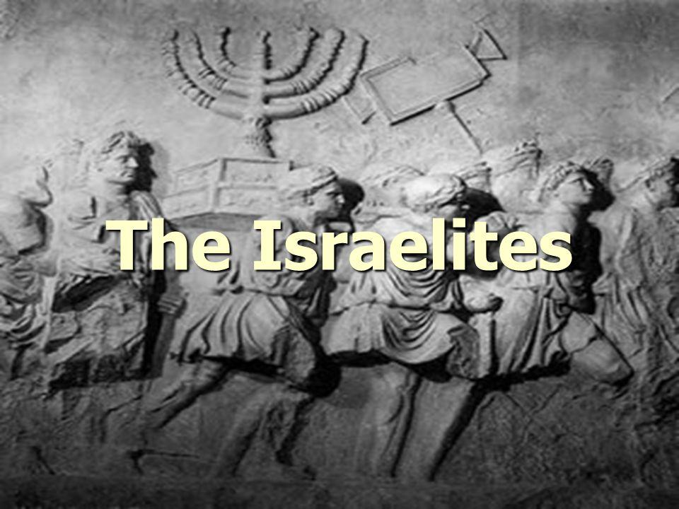 The Israelites  YHWH & The Covenant YHWH YHWH Yahweh Yahweh Jehovah
