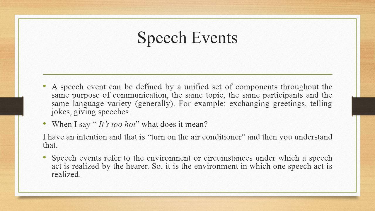 Speech Act Theory Mohammad Alipour Ahvaz Branch Islamic Azad
